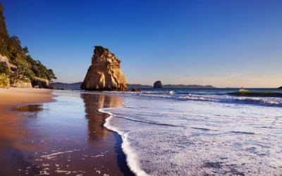 Nuova Zelanda Paesaggi