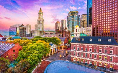 VIAGGIO A BOSTON USA