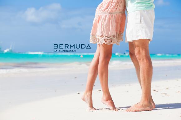 Bermuda testimone d'amore