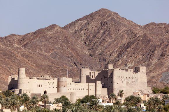 I 5 migliori castelli dell'Oman