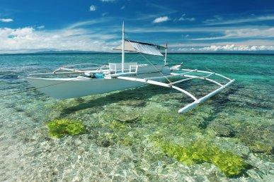La natura straordinaria dell'isola di Bohol