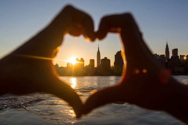All'amore ci pensa New York