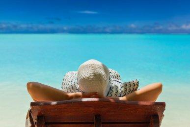 Me ne vado in vacanza alle Bahamas!