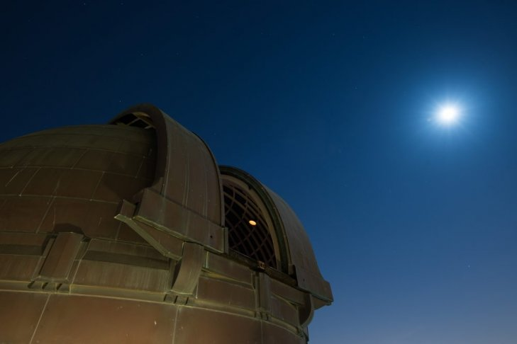 Un viaggio astronomico in California
