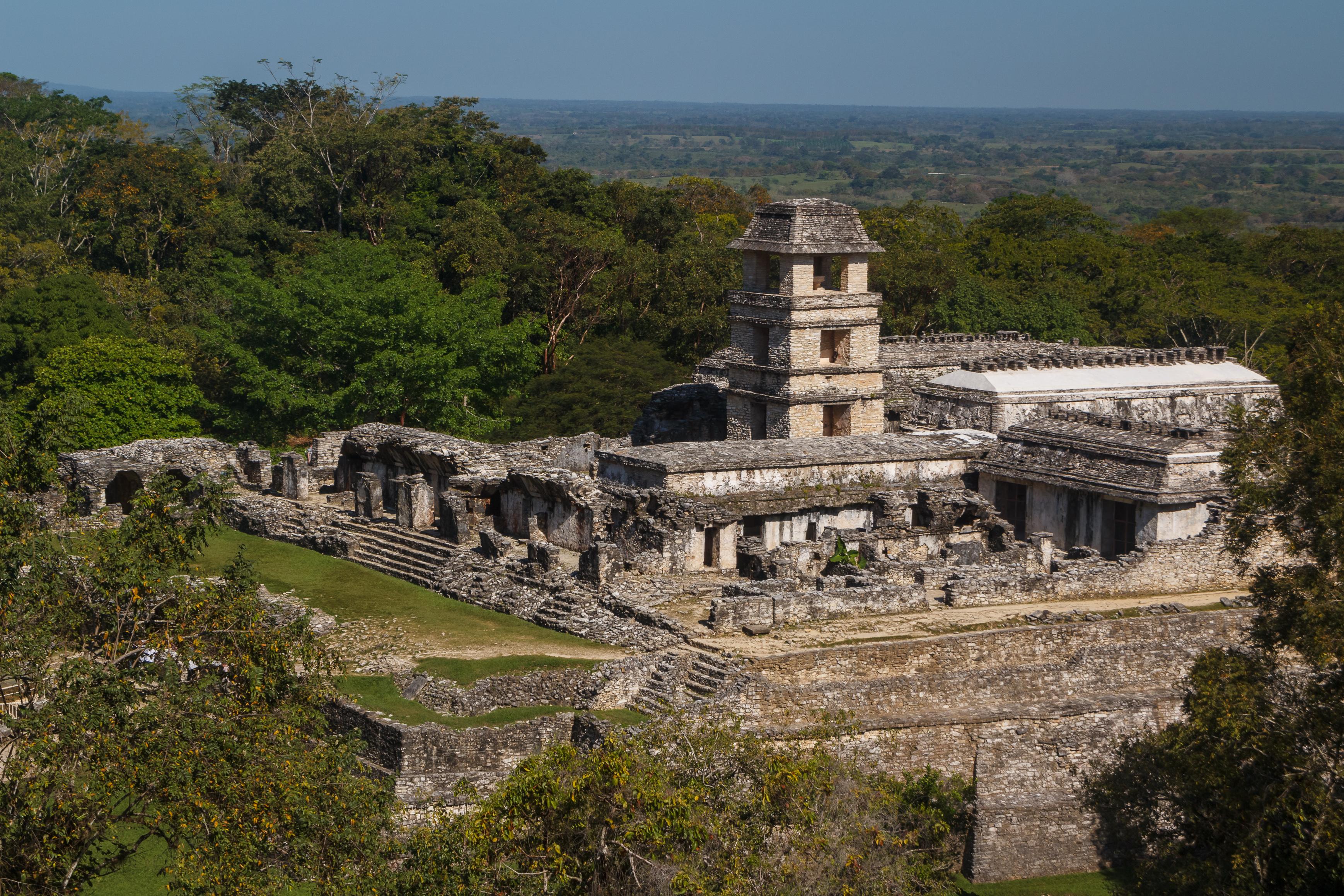 Palenque_Maya