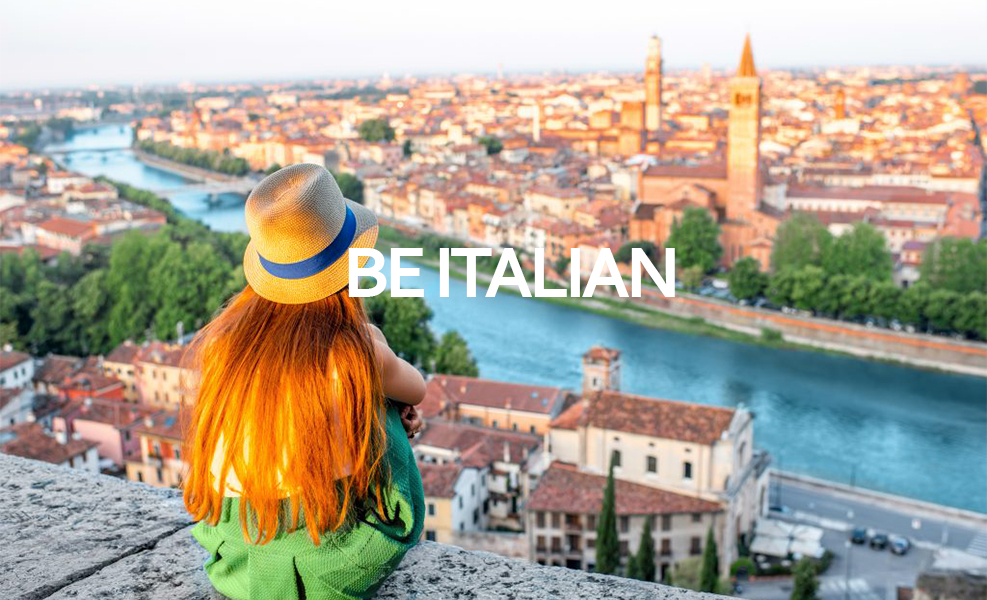 Italia Be Italian