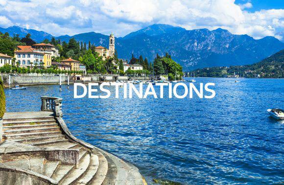 Italia-destinations