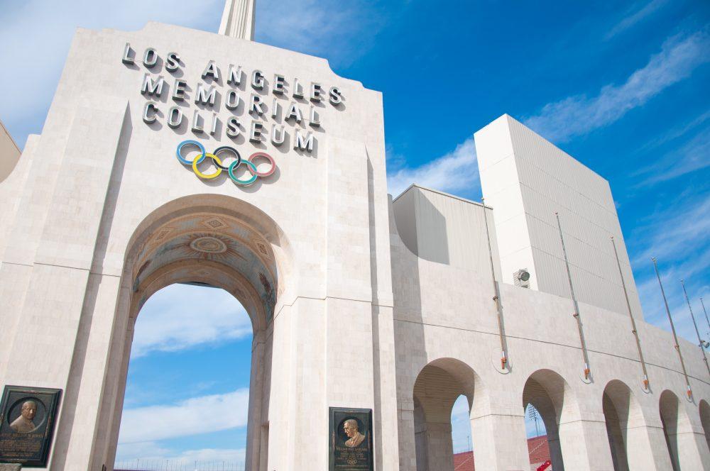 Speciale Olimpiadi America Los Angeles 1984