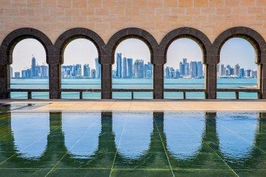 Unico e magico Qatar