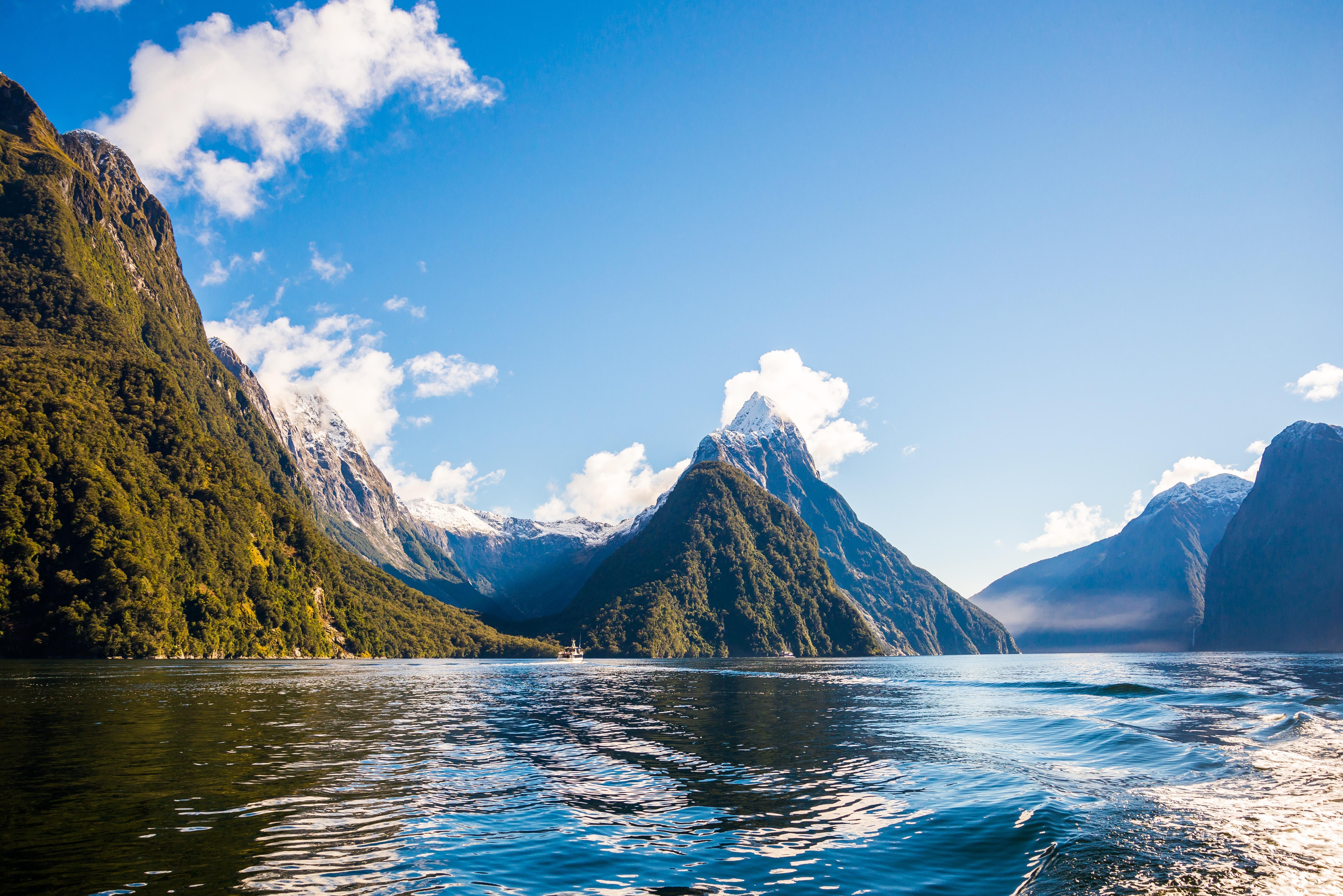 Nuova zelanda viaggi mare paesaggi 4 alidays for Foto paesaggi gratis