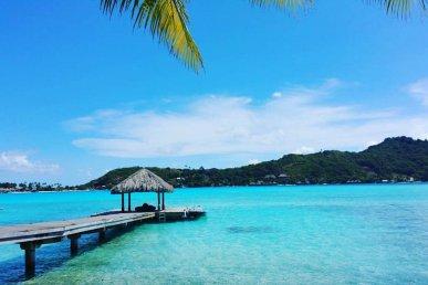Due grandi sogni: l'amore e la Polinesia