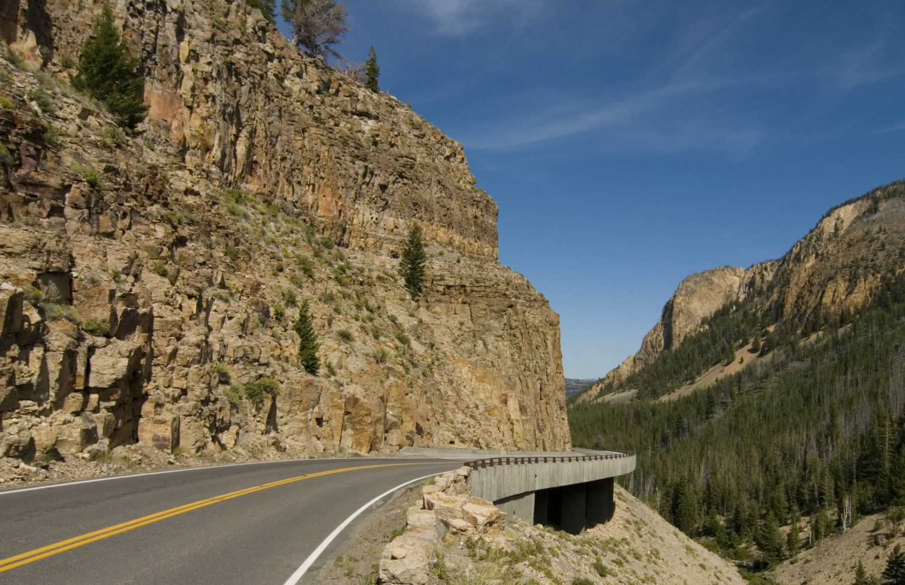 Yellowstone_Strada