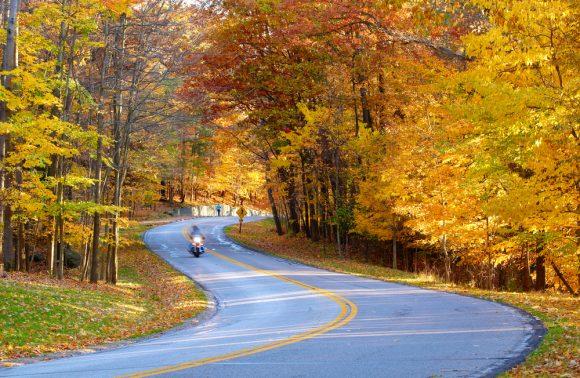 Viaggio in moto nel New England
