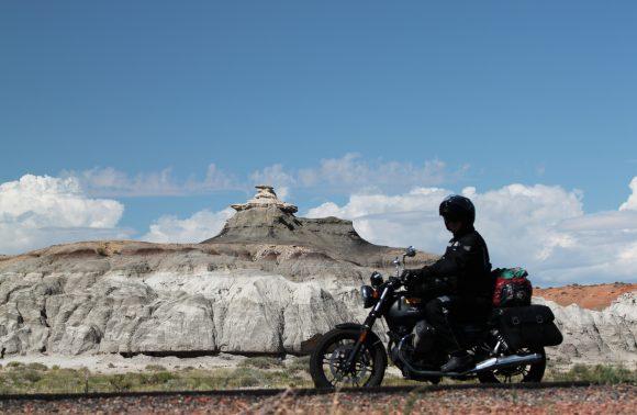 Tour in moto del New Mexico