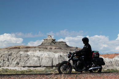 Tour in moto del New Mexico