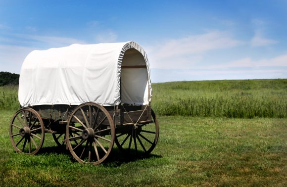 Oregon Trail: viaggio in moto in Idaho
