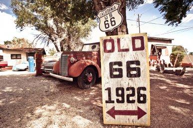 Viaggio sulla Route 66