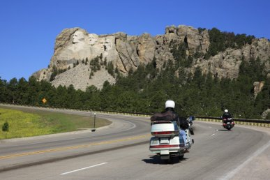 Viaggio in moto negli USA: tour del South Dakota