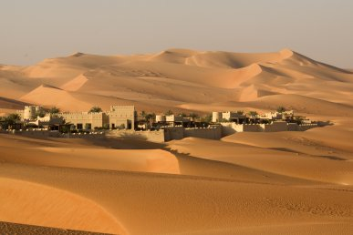 Viaggio Abu Dhabi, dal deserto al mare