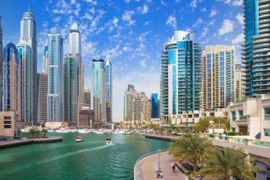Viaggio a Dubai, icona del lusso e dello sfarzo