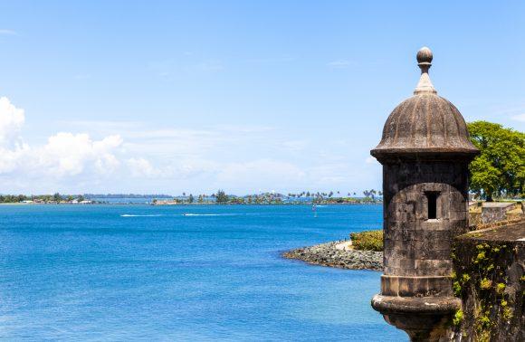 In vacanza a Puerto Rico