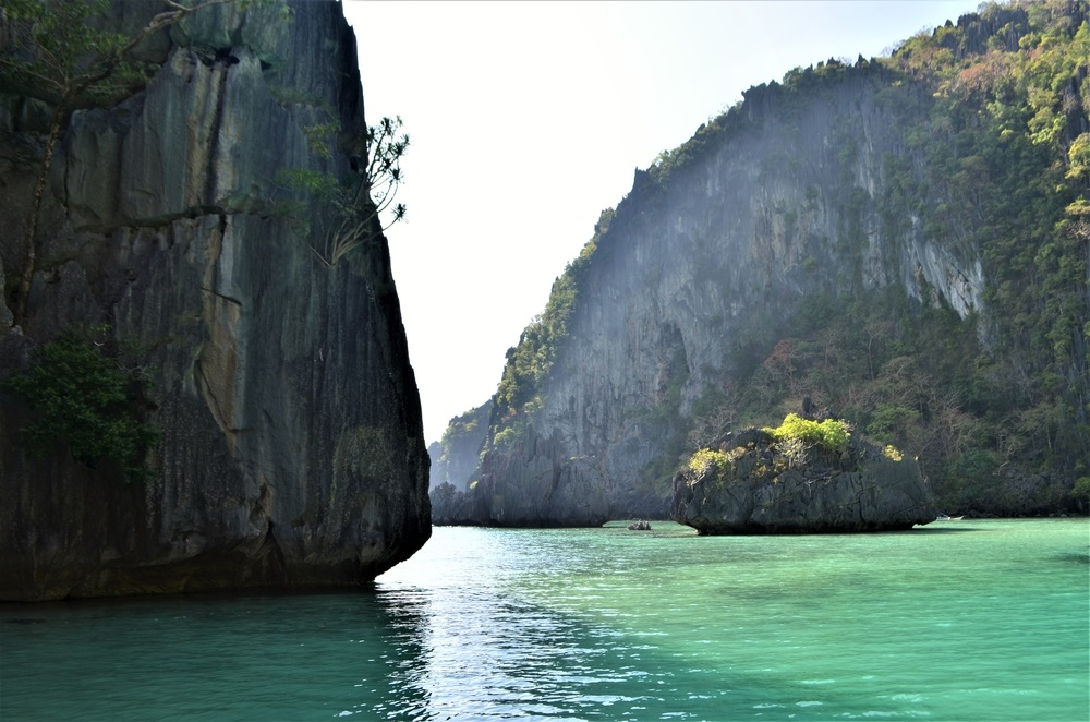 Le particolari conformazioni di El Nido, Filippine