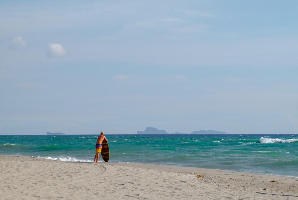 Filippine Siargao mare