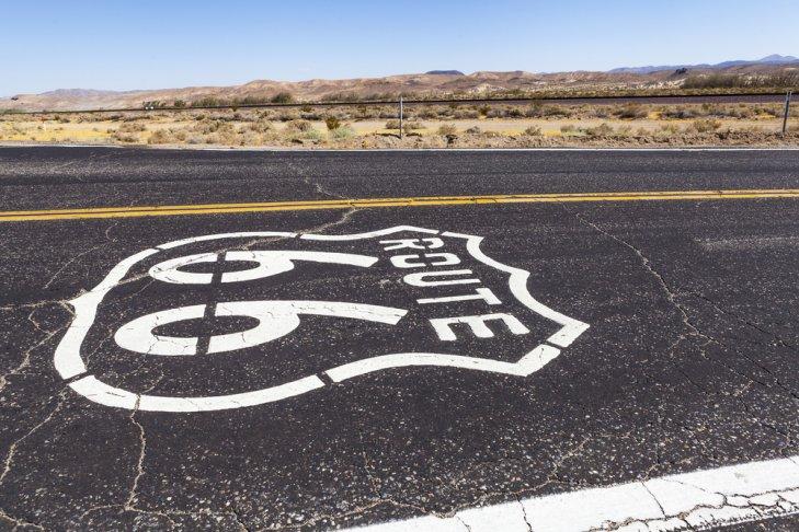 La letteratura della Route 66