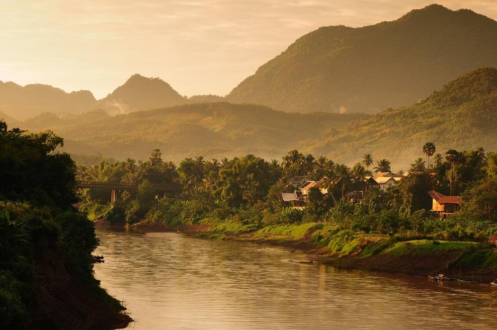 Laos Luang Prabang Indocina