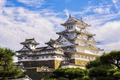 Viaggio in Giappone: tour dei castelli
