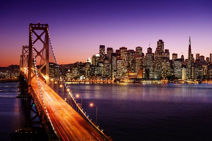 Film di Hitchcock San Francisco