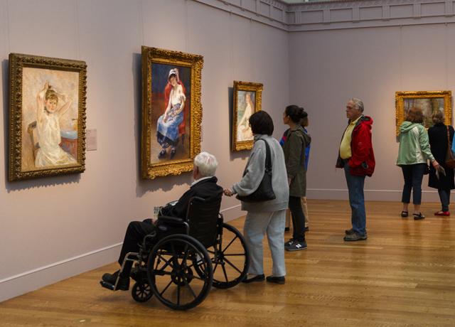 I musei d'arte del Berkshires