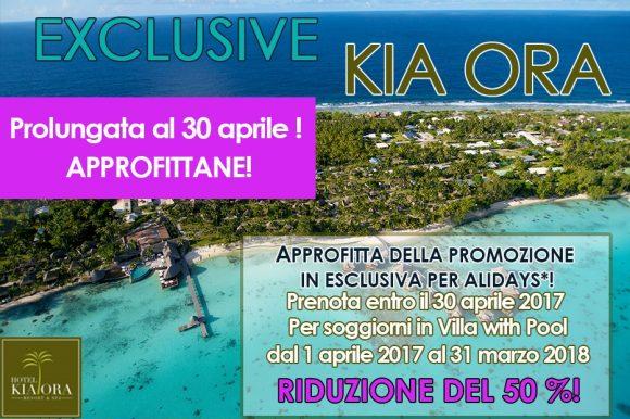 Polinesia: EXCLUSIVE Kia Ora
