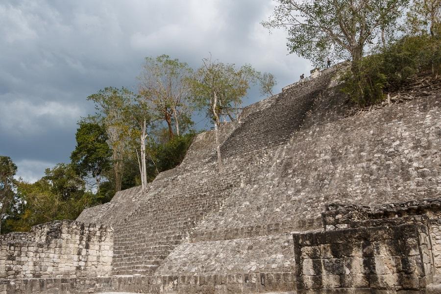 Messico Maya Calakmul