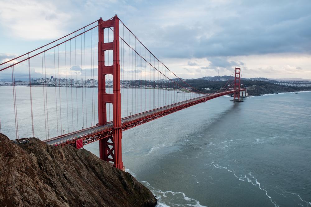 Pacific Coast San Francisco