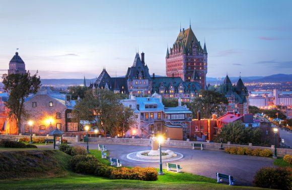 L'architettura del Québec
