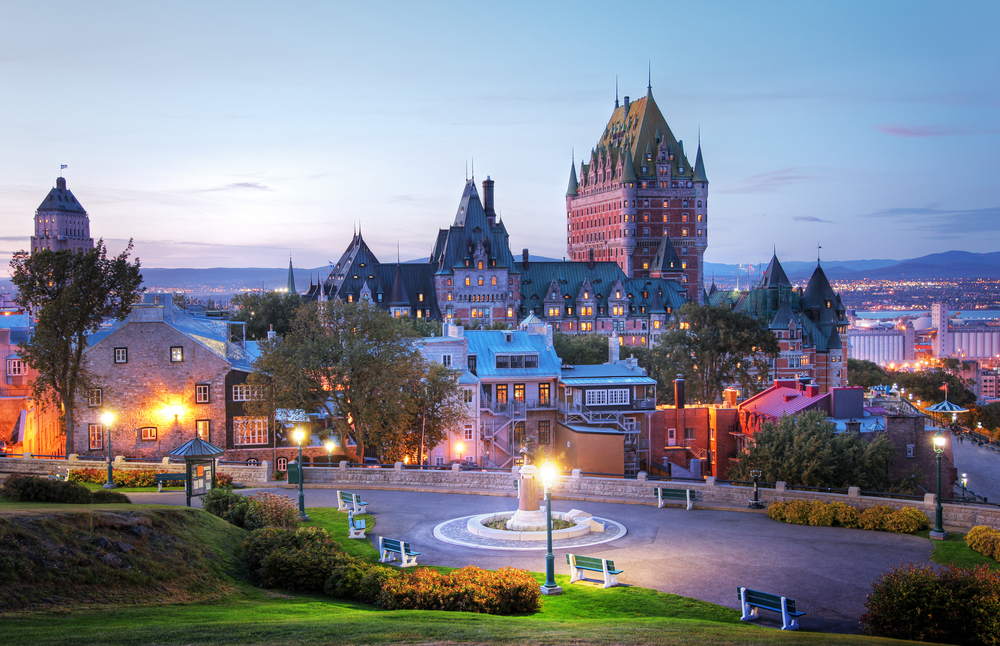 Québec Architour