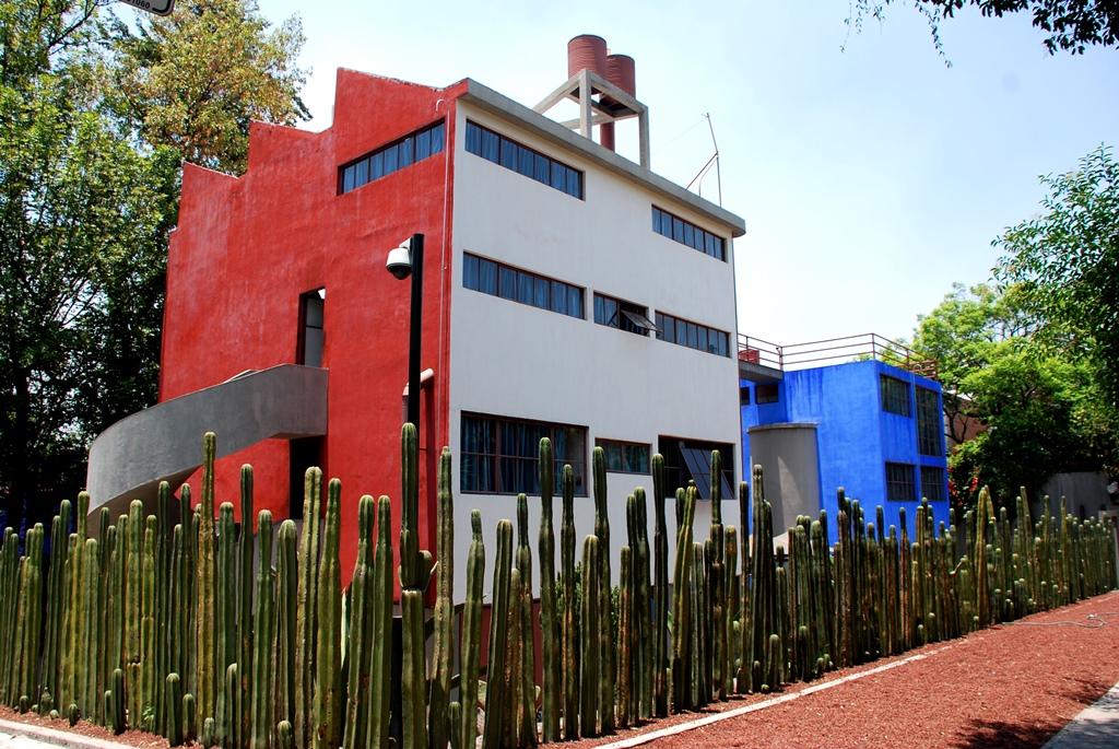 Casa Museo Studio Diego Rivera Frida Kahlo