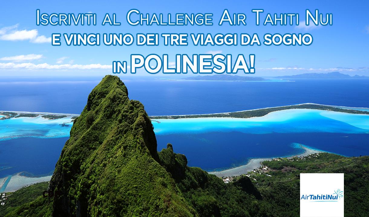 challenge air tahiti nui copertina