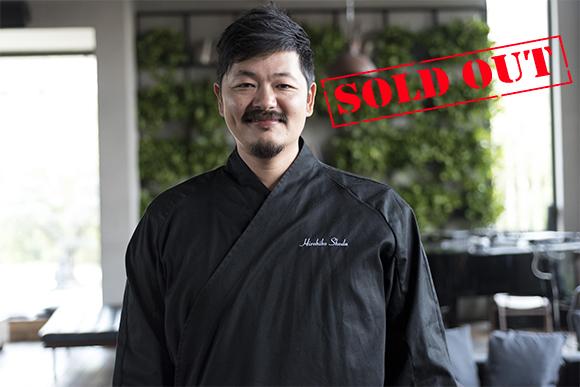 chef hiro_foto_Soldout