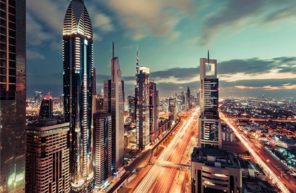 Viaggio nell'architettura di Dubai