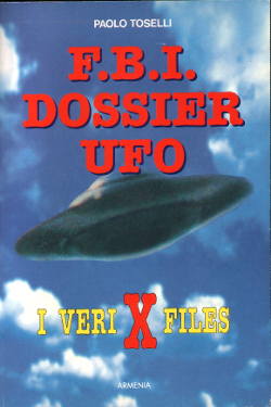 Paolo Toselli X-Files UFO