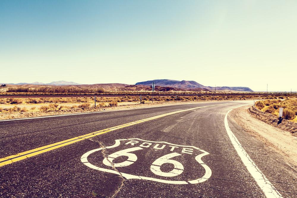 Letteratura Route 66