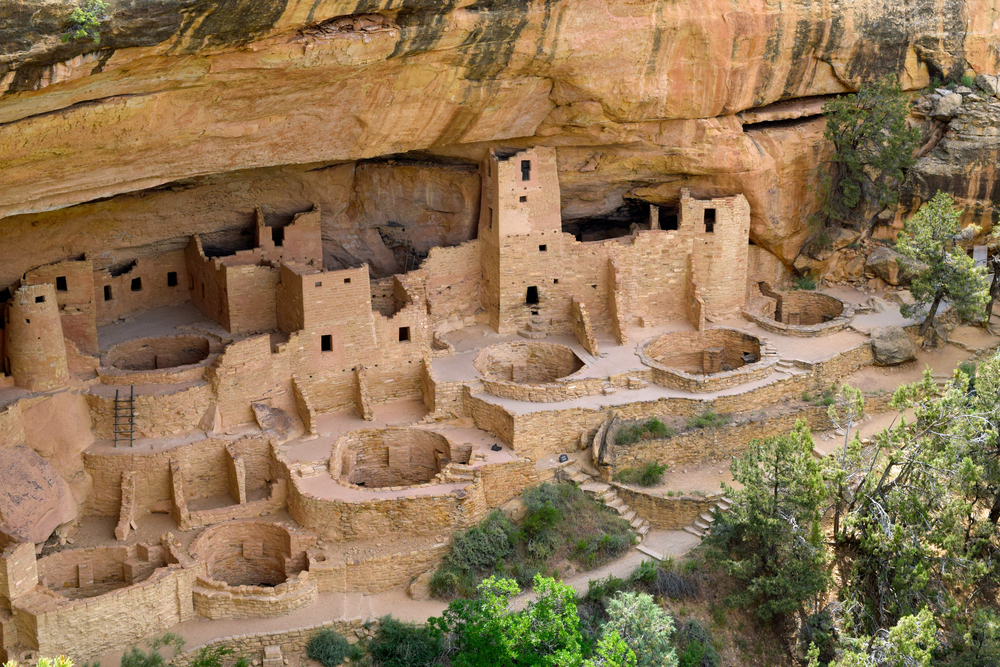 Anasazi Tour Archeologia USA