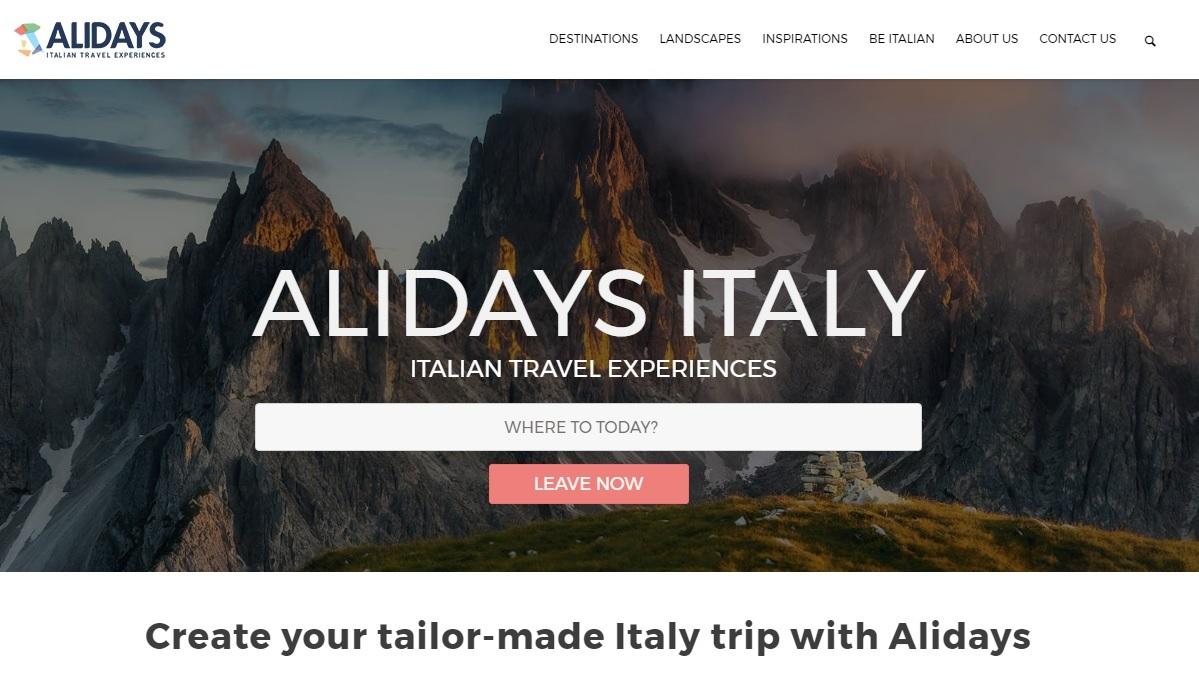 Alidays Italy