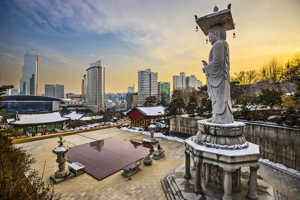 Viaggio in Corea del Sud 1