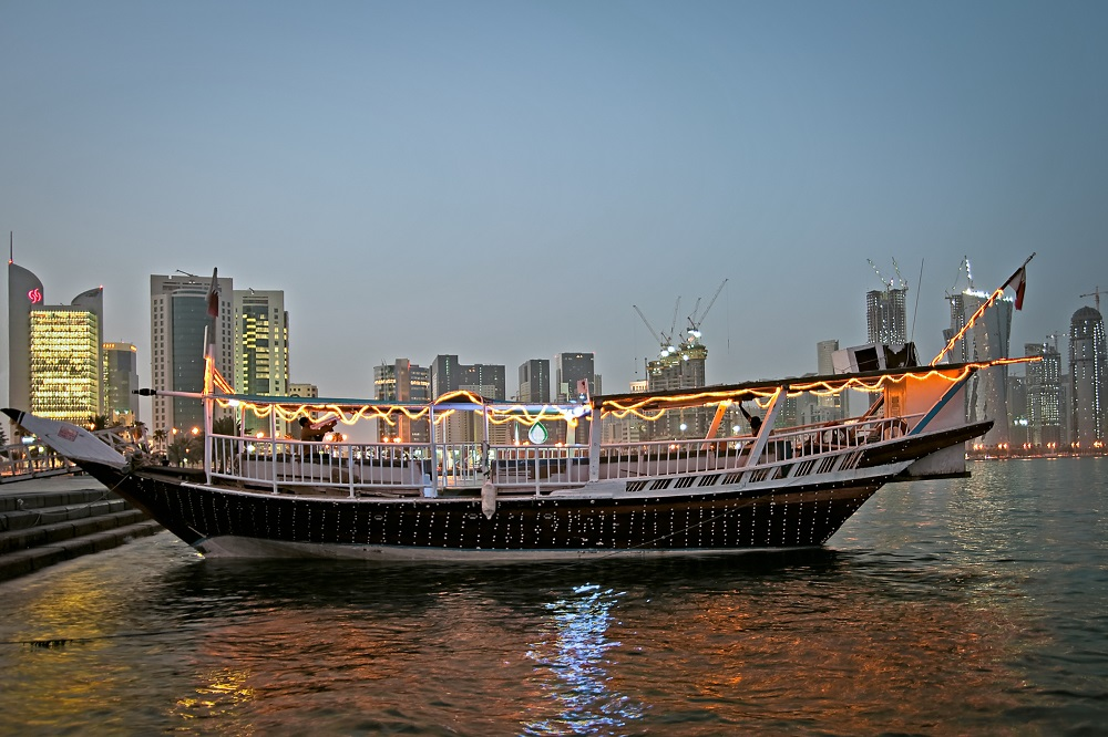 Dhow boat 01