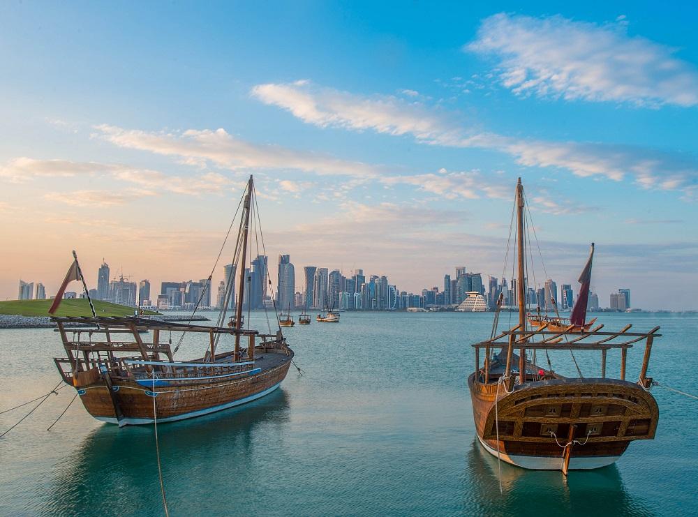 Doha Tradition and mordernity