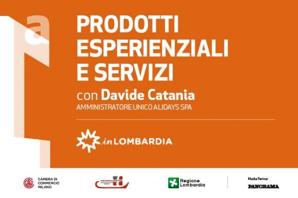 Davide Catania ai Workshop Explora/In Lombardia