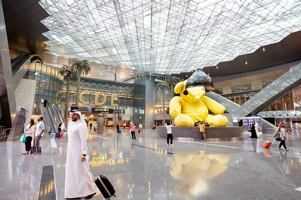 Hamad International Airport 1